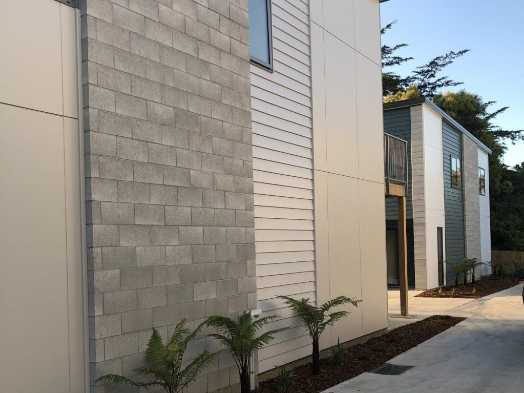 Nixon Street Apartments Lobell Construction