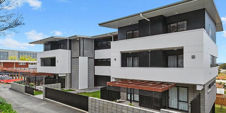 Hilcrest Apartments